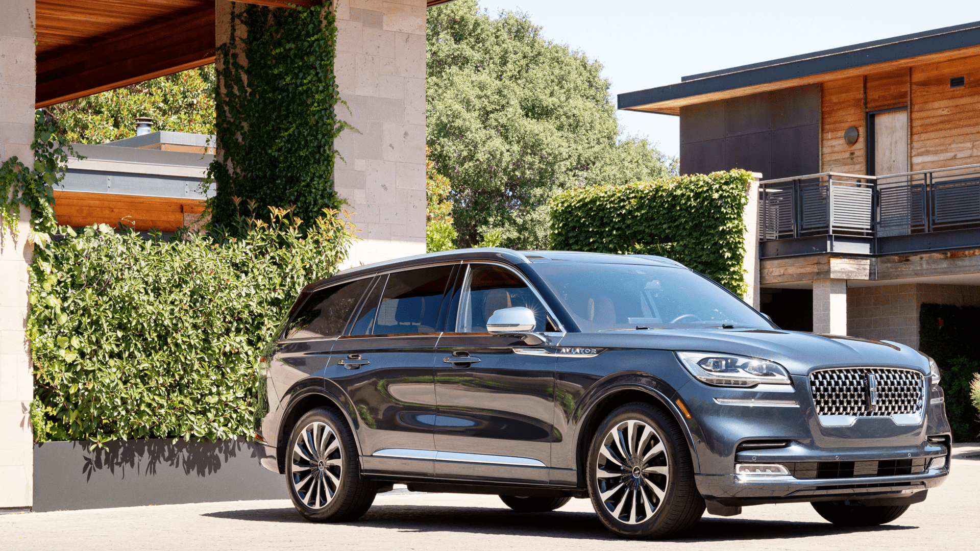 2020 Lincoln Aviator Grand Touring Edition