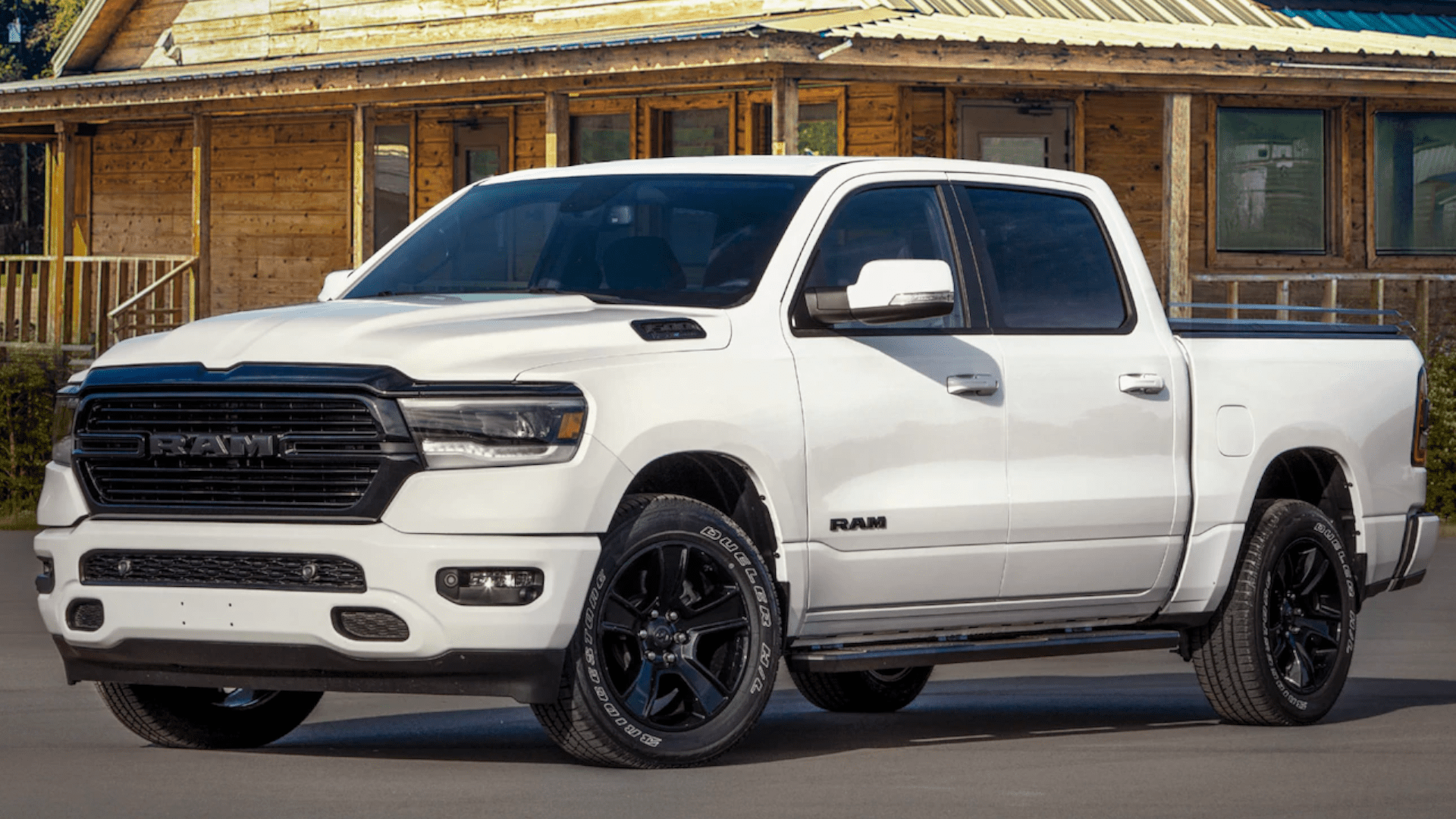 2020 Ram Truck Lineup Includes 1500 Night Edition