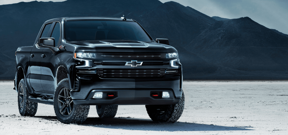 2020 Chevorlet Silverado Midnight Edition