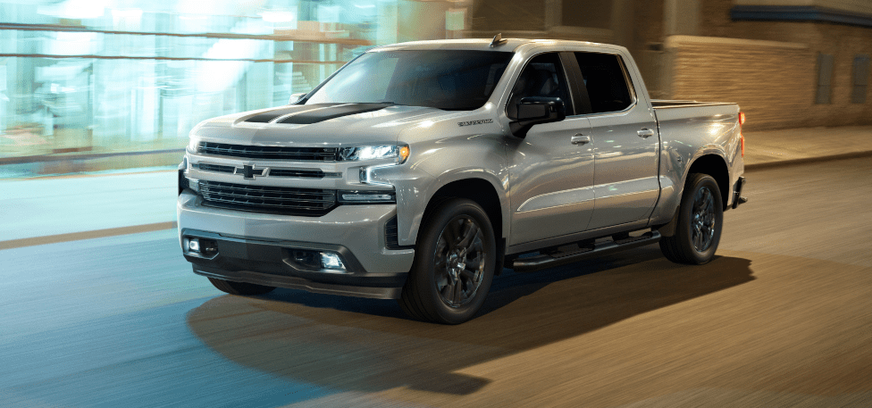 2020 Chevorlet Silverado Rally Edition