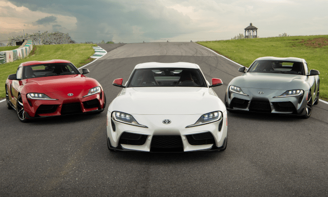 2020 Toyota Supra Now Available at Dealerships