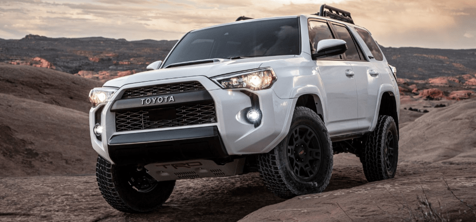 2020 Toyota 4Runner Features Review