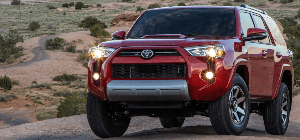 2020 Toyota 4Runner TRD w Hood Scoop