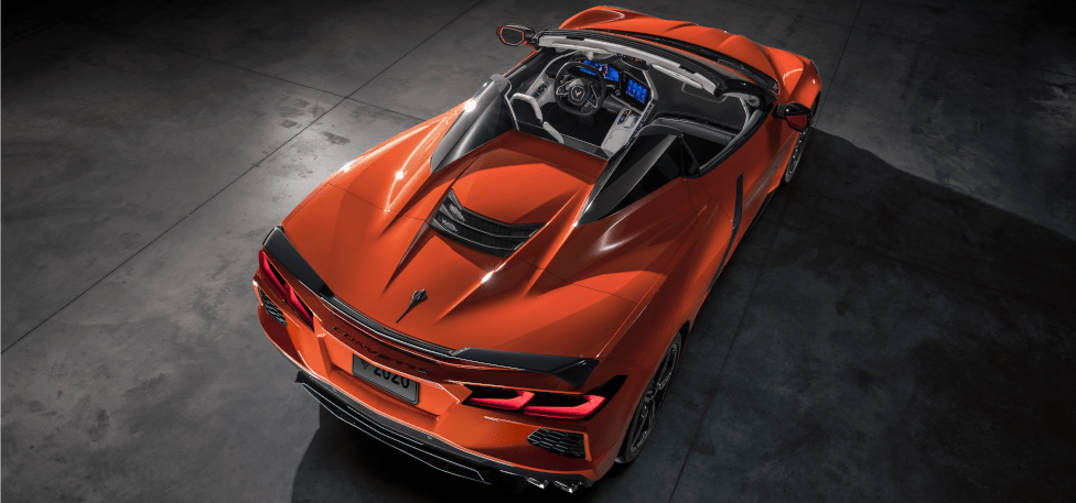 2020 Corvette Stingray Hardtop Convertible