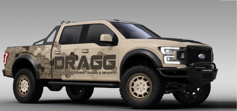 DRAGG Ford F-150 Lariat Sport SuperCrew 4x4