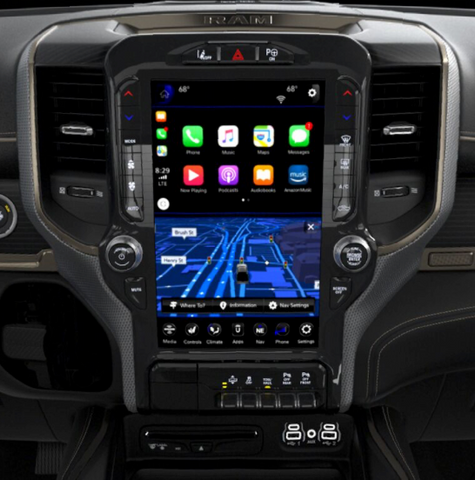 2019 Ram Truck Options Revealed – Infotainment.com