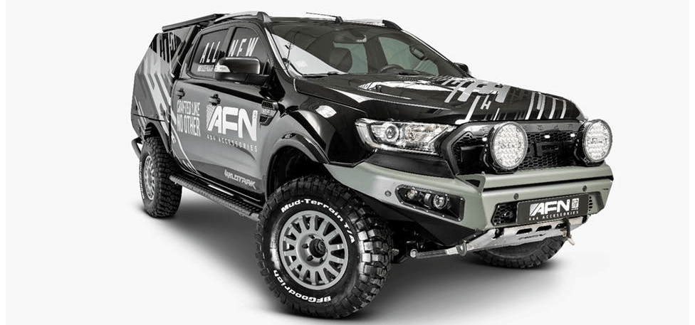 2019 Ranger Advanced Accessory Edition