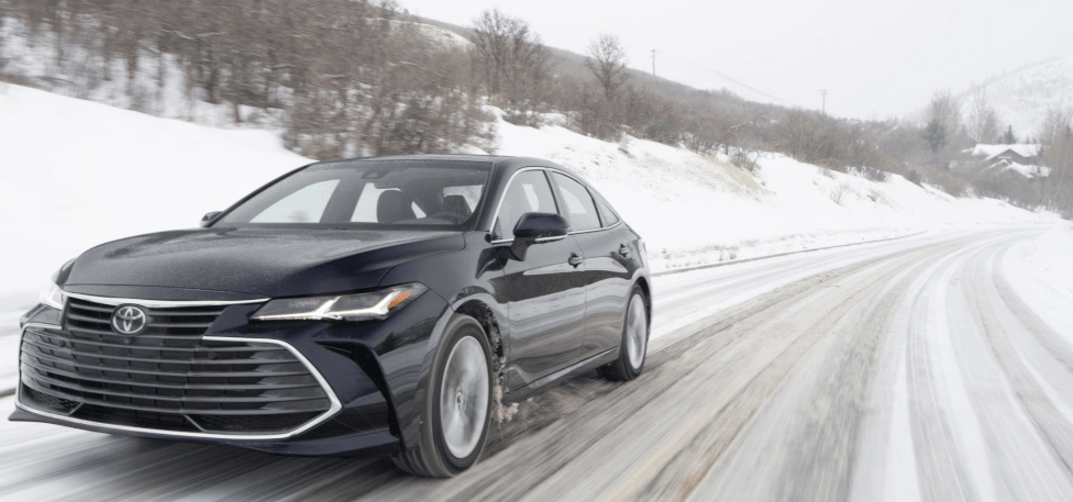 2021 Avalon Limited with All-Wheel Drive
