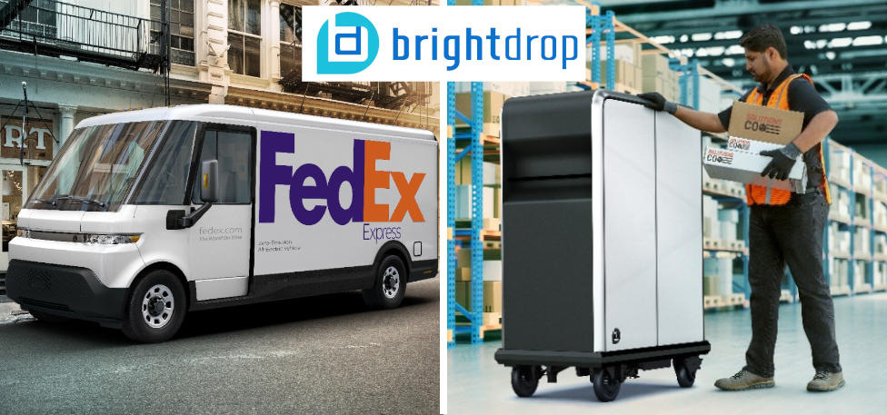 GM Brightdrop Commercial Transportation Services