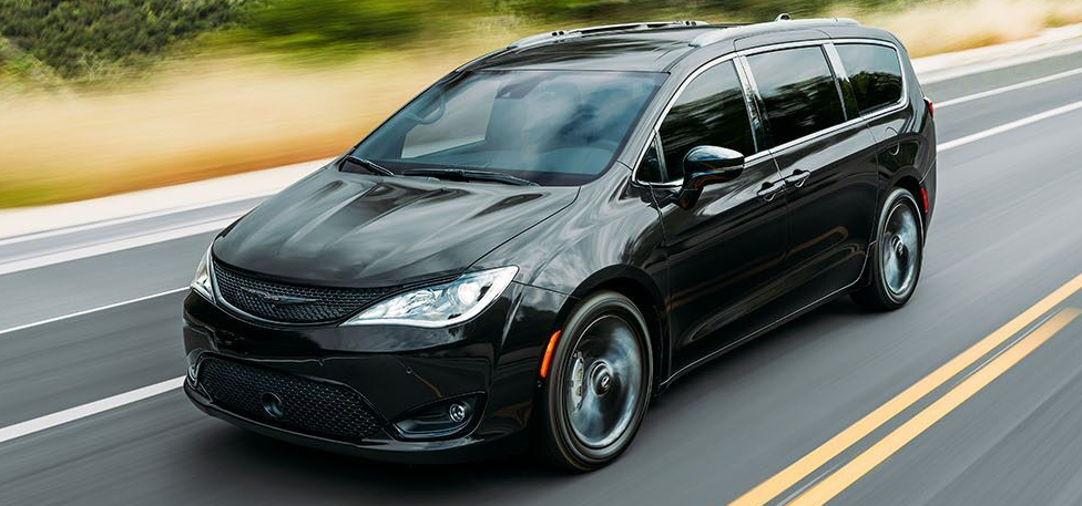 2020 Chrysler Pacifica - Black