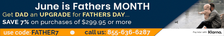 Infotainment.com Fathers Day Sale - Save 7% on any sale over $299.95. Use Code: Fathers7