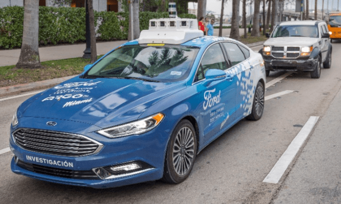 Ford Smart Mobility Acquires Journey Holding Corportion