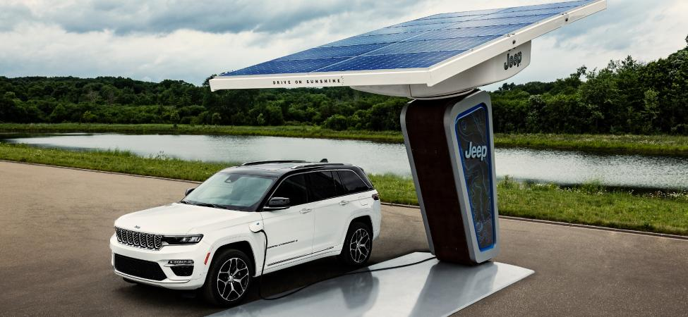 2021 Jeep Grand Cherokee will be debuted at the New York International Auto Show