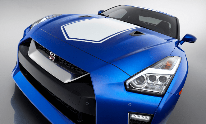 The new 2020 Nissan GT-R 50th Anniversary Edition
