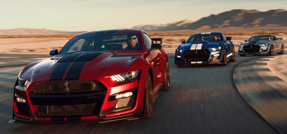 2020 Shelby GT500 - A Super Genius Muscle Car