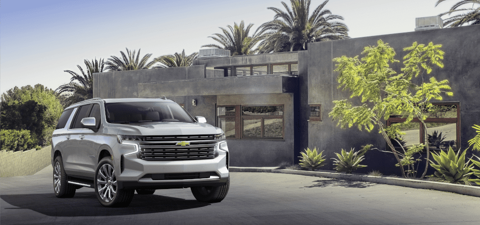 2021 Chevy Suburban And Tahoe Takes Infotainment To The Next Level