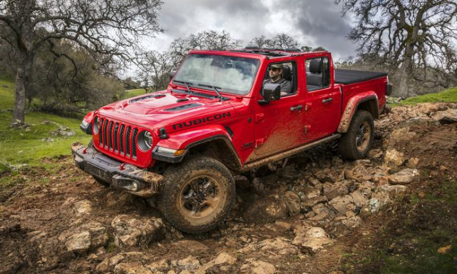By 2022, Jeep Vehicles like the Gladiator will be connected to the internet and a new world of connectivity.