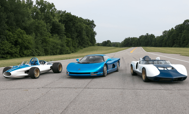The Chevorlet Experimental Vehicles I,II and III were the early evolutionary ancestors of the 2020 Corvette Stingray Design