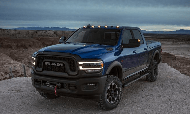 2019 Ram 2500 3500 Features presented by Infotainment.com