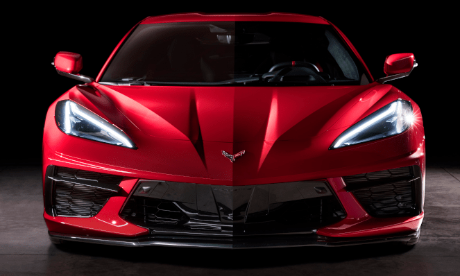 2020 Chevorlet Corvette Stingray