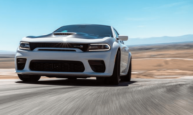 2020 Dodge Charger Scat Pack Widebody Package