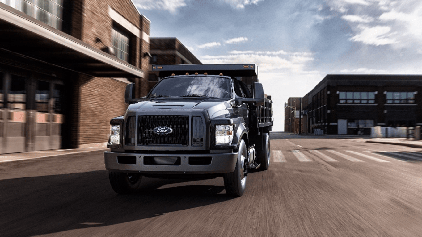 2022 Ford F-650