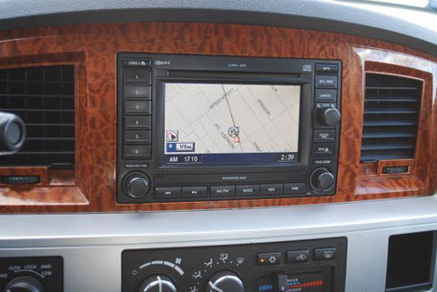 2006-2008 Dodge Ram 1500 GPS Navigation REC Radio