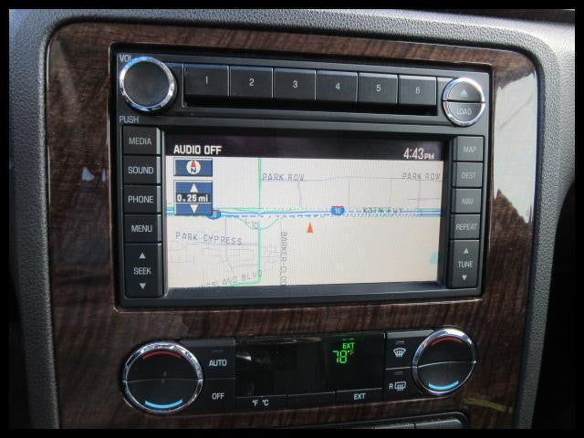 Ford Sedan Gps Navigation Radio Infotainmentrhinfotainment: 2006 Ford Radio Nav System At Gmaili.net