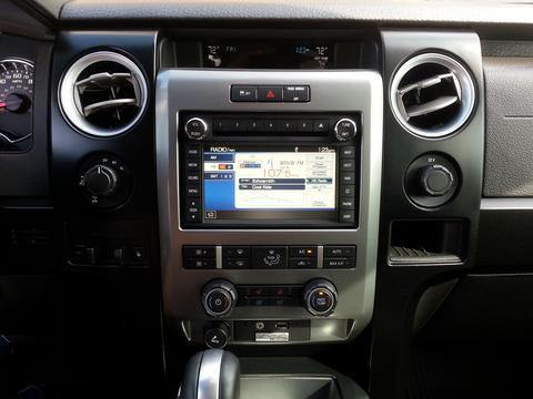 2009 2014 Ford F 150 Sync 1 Gps Navigation Radio