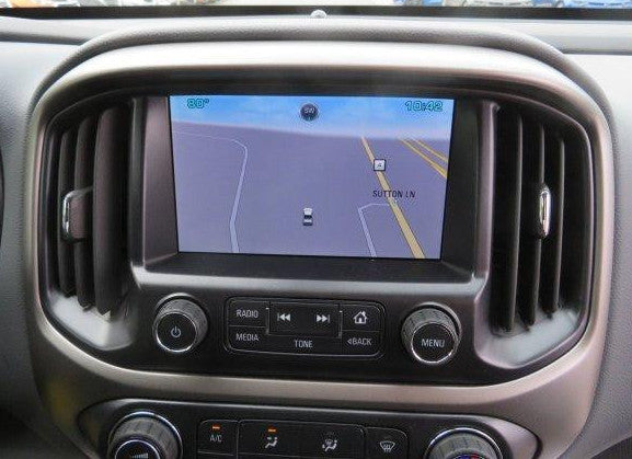 Cars For Sale In Colorado >> 2015 Chevrolet Colorado MyLink® IO6 GPS Navigation Radio ...