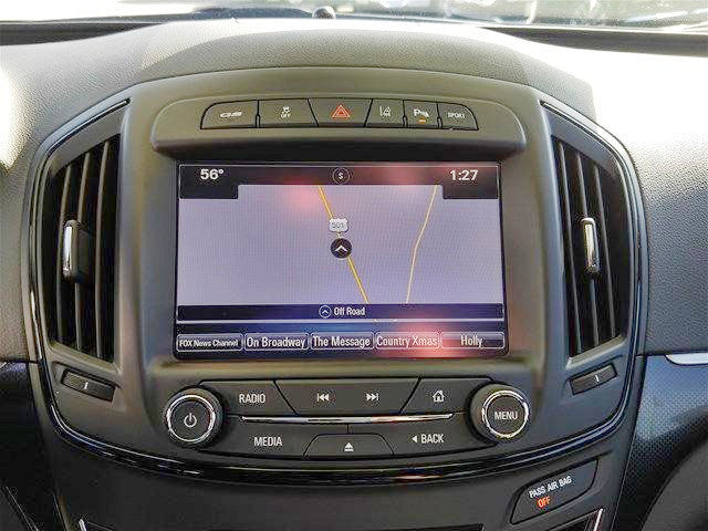 2016-2019 Buick Regal Lacrosse IntelliLink® IO6 GPS Navigation Radio Upgrade