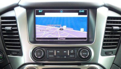 Chevrolet Factory Radios & GPS Navigation Upgrades