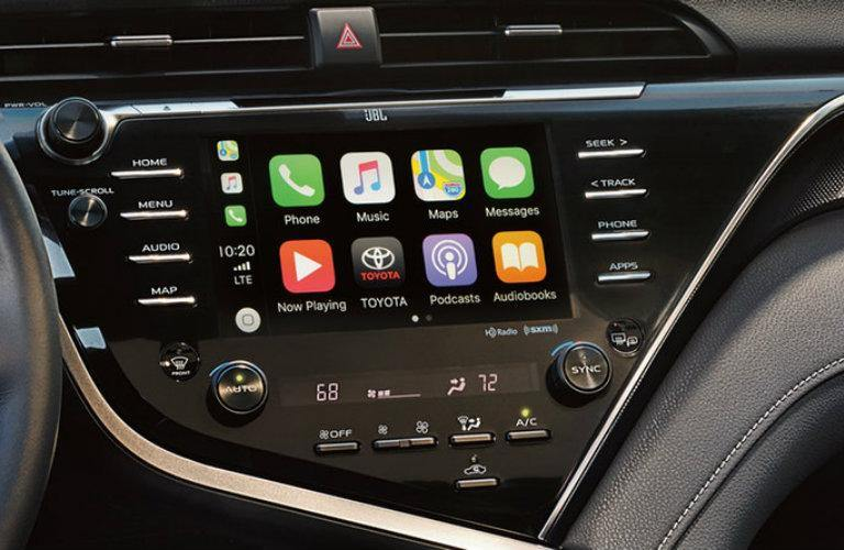 Programming Service - Toyota Lexus Entune 3.0 Apple CarPlay & Android Auto Enable