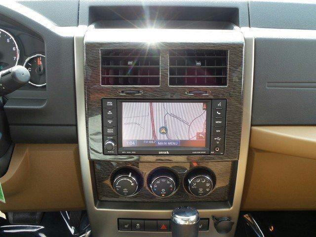 2011-2012 Jeep Liberty GPS Navigation RHR 730N Radio ...