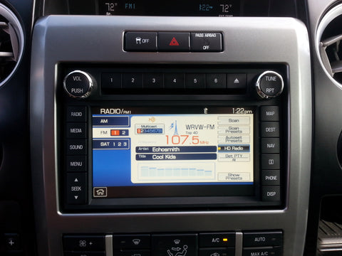2009-2014 Ford F-150 Sync 1 GPS Navigation Radio