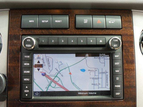 2009-2014 Ford Expedition Sync 1 GPS Navigation Radio