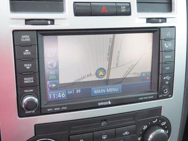 2008-2010 Dodge Dakota GPS Navigation RER 730N Radio