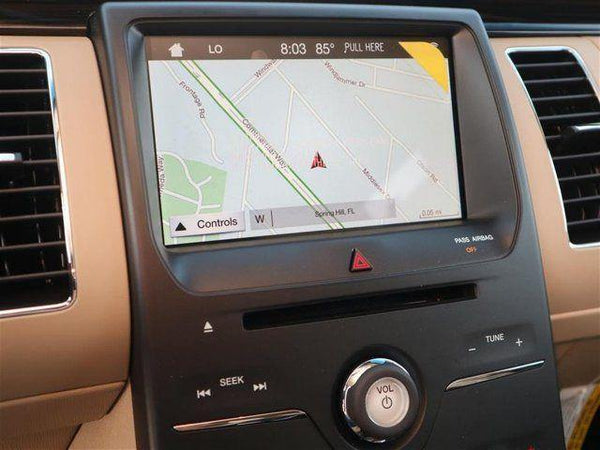 2016-2019 Ford Flex Sync 3 GPS Navigation Upgrade