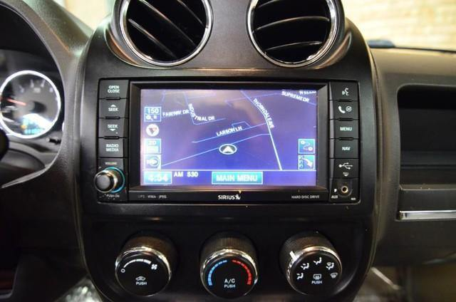 2009-2010 Jeep Compass GPS Navigation RER 730N Radio