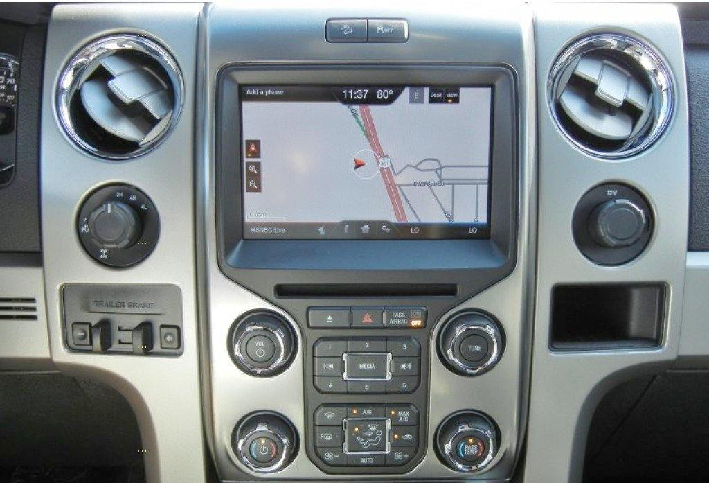 2013-2014 Ford F-150 MyFord Touch Sync 2 GPS Navigation Upgrade