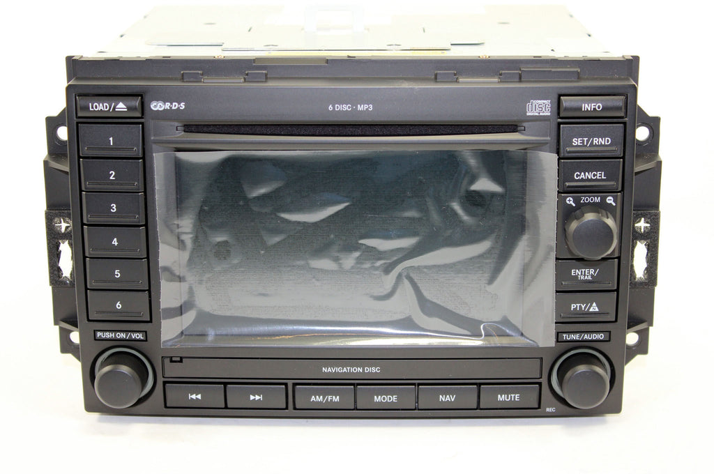 20042007 Dodge Durango Gps Navigation Rec Radio Infotainmentrhinfotainment: 2007 Dodge Ram 1500 Factory Radio At Elf-jo.com