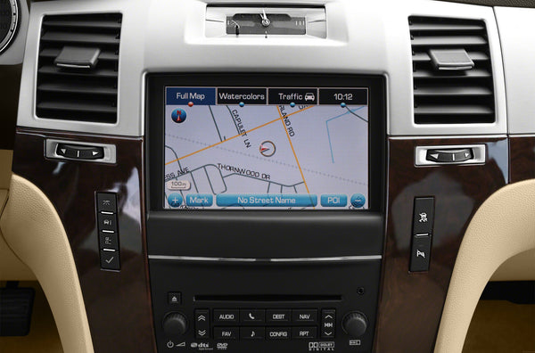 2010-2014 Cadillac Escalade Factory GPS Navigation Radio
