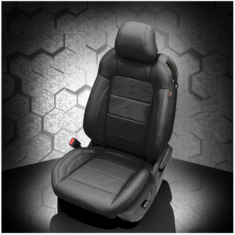 2015-2020 Ford Mustang Katzkin® Leather Seating Upgrade