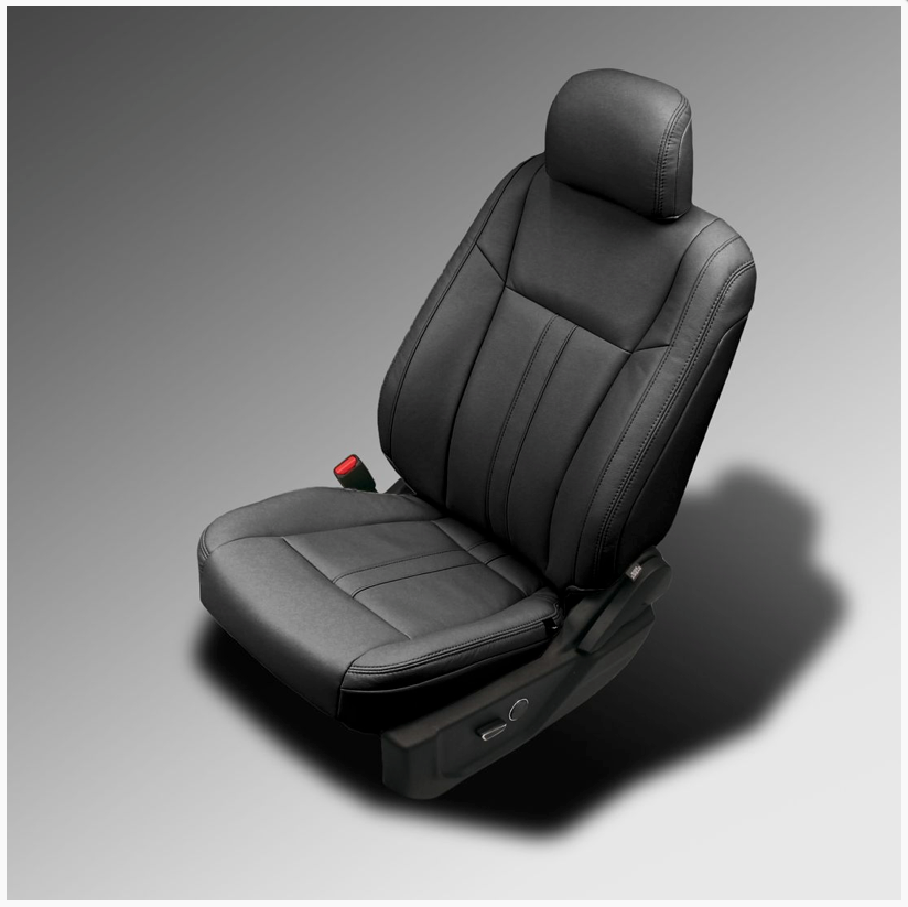 2015 2018 Ford F 150 Katzkin Leather Seating Upgrade