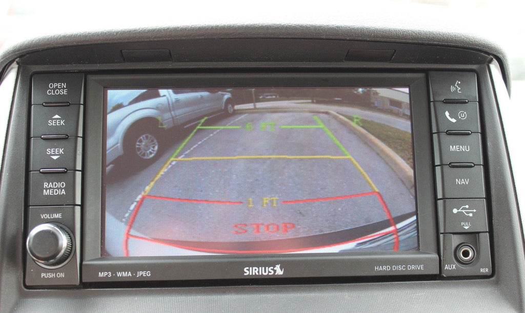 2008 2010 chrysler town country gps navigation rer 730n radio rh infotainment com 2007 Town and Country Parts 2012 Town and Country