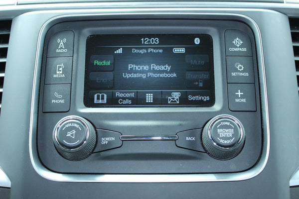 2013-2019 Ram Truck 5.0 RA2 UConnect Multimedia Radio
