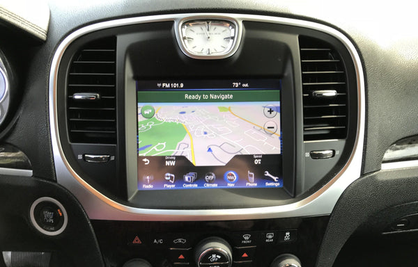 2011-2014 Chrysler 300 GPS Navigation RB5 8.4N Radio