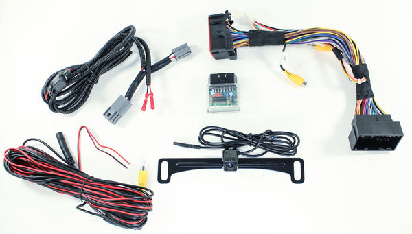OBD Genie CG4 Rear View Camera Bundle