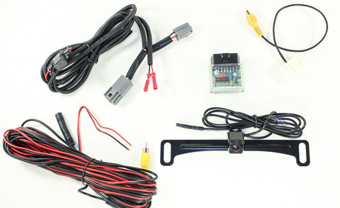 OBD Genie CG3 Rear View Camera Bundle