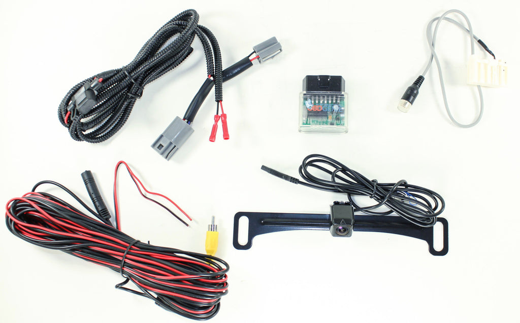 OBD Genie CG2 Rear View Camera Bundle